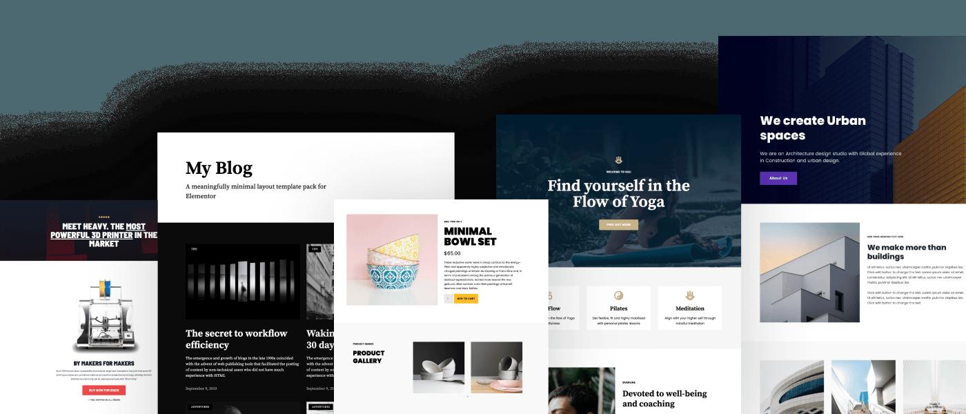 Style Kits elementor templates-2